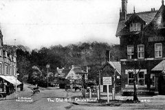 Bickley_Arms_and_Old_Hill