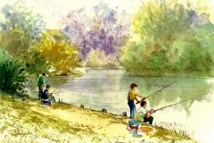 FishingRushPond