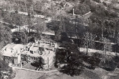 Camden_Place_and_memorial_aerial_view