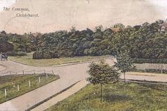 Kemnal_Road_from_Royal_Parade_1900s