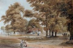 N4_0205_Chislehurst_Common_Painting_James_Cockburn_1809