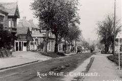 M4-0137_HighStreet_Chislehurst_c1920