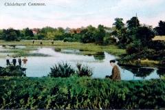 Chislehurst_Commons_Pond_with_boys