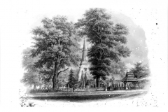 N4-0059_St_Nicholas_Church_pencil_darwing_by_William_Willis_1876_