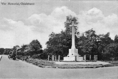 N4_0186_War_Memorial_Chislehurst_c1924