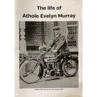 The life of Athole Evelyn Murray