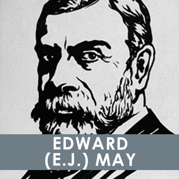 EDWARD E.J. MAY