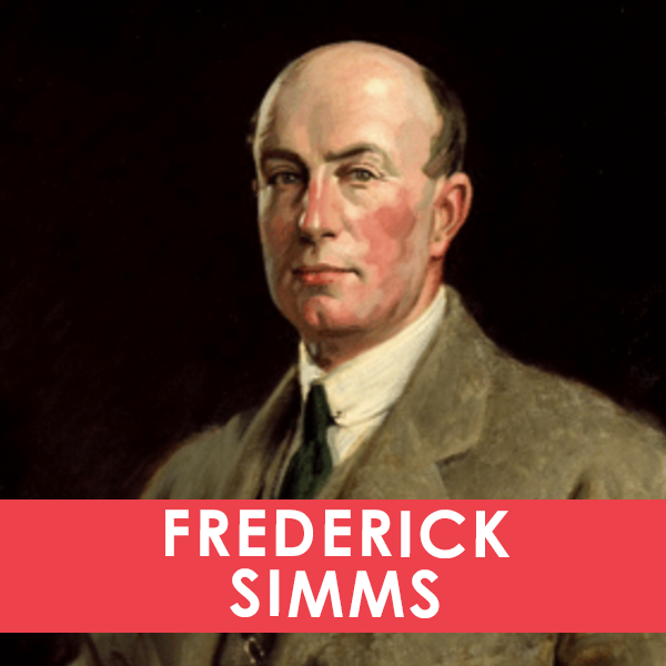 FREDERICK SIMMS