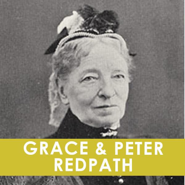 GRACE & PETER REDPATH