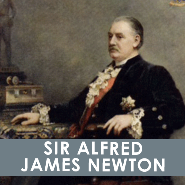 SIR ALFRED JAMES NEWTON