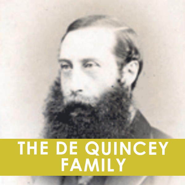 THE DE QUINCEY FAMILY