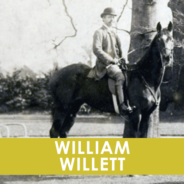 WILLIAM WILLET