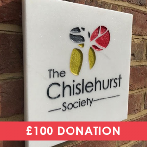£100 Online Donation