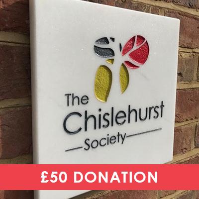 £50 Online Donation