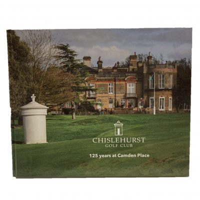125 years at Camden Place, Chislehurst Golf Club