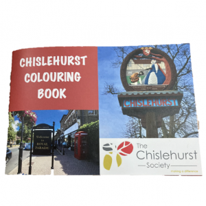 Chislehurst Colouring Book