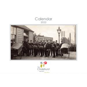 2022 Chislehurst Vintage Calendar
